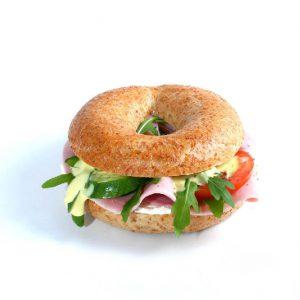 BAGEL-SANDWICH TOMATE-PROVENCAL