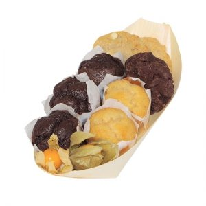 SCHIFFCHEN MINI-MUFFINS & COOKIES