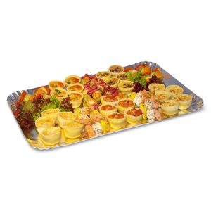 MINI-QUICHES SELECTION (25 Stk)