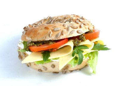 Sandwich Catering Lieferung Bagel Company Business Catering Berlin