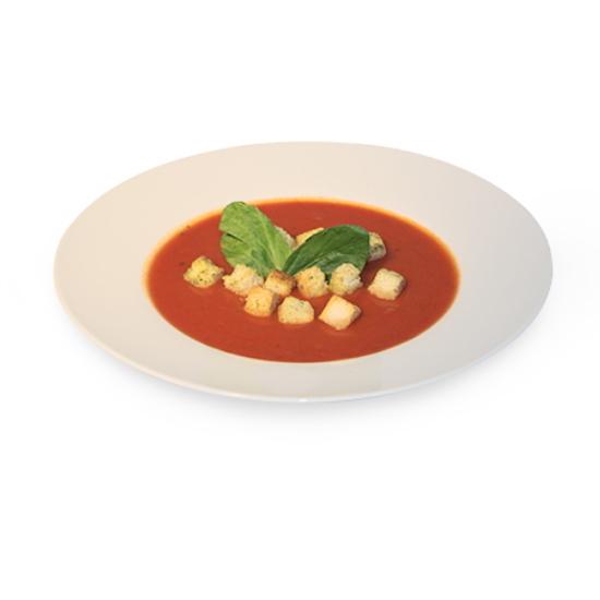 TOMATEN-PAPRIKA-SUPPE (vegetarisch)