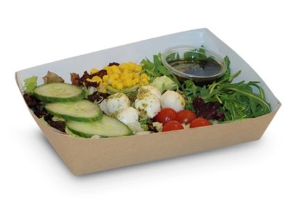 Salat Catering Lieferung Bagel Company Business Catering Berlin
